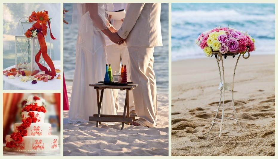 подготовка к свадьбе на санторини