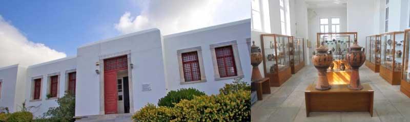 Археологический музей Миконос