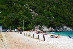 пляж антимас