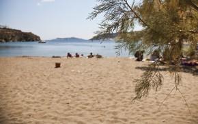 пляж кафелония