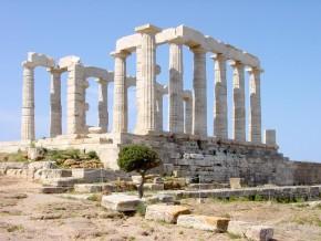 храмы аттика