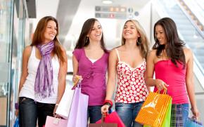 шоппинг в салониках