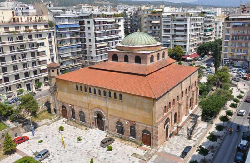 Церковь Агиа София