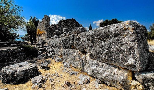 Акрополь Сами Кефалония
