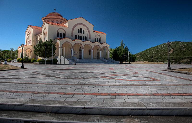 Монастырь Святого Герасима Кефалония