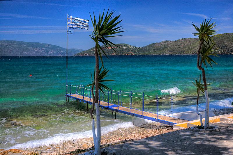 Пляжи Кефалония