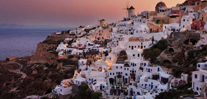 Санторини – достопримечательности и развлечения самого романтичного острова Греции