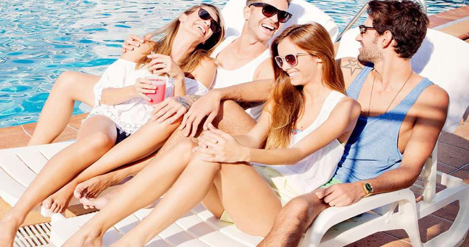 Отели для отдыха молодежи на Крите