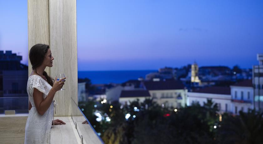 Samaria Hotel Крит