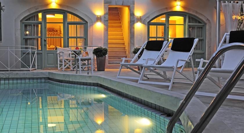 Отели Крита 4 звезды для отдыха сдетьми