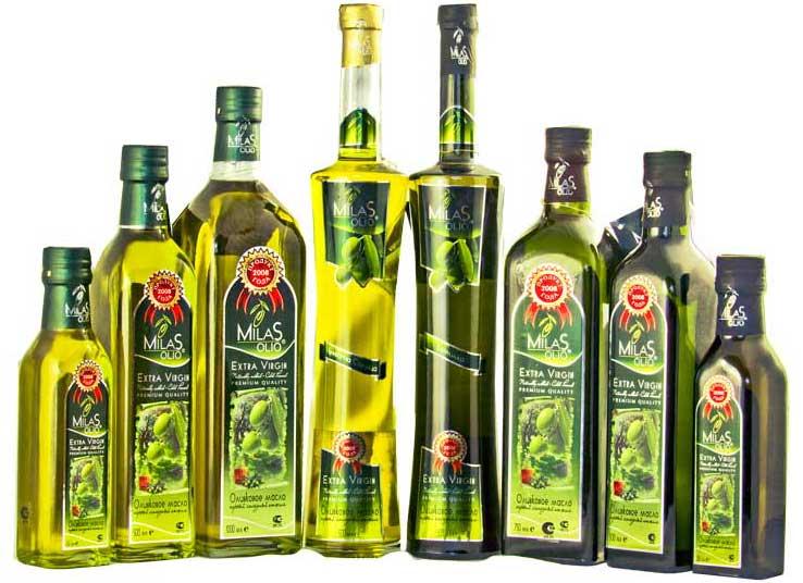 выбор оливкого масла