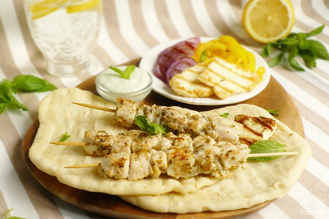 мясные блюда греции