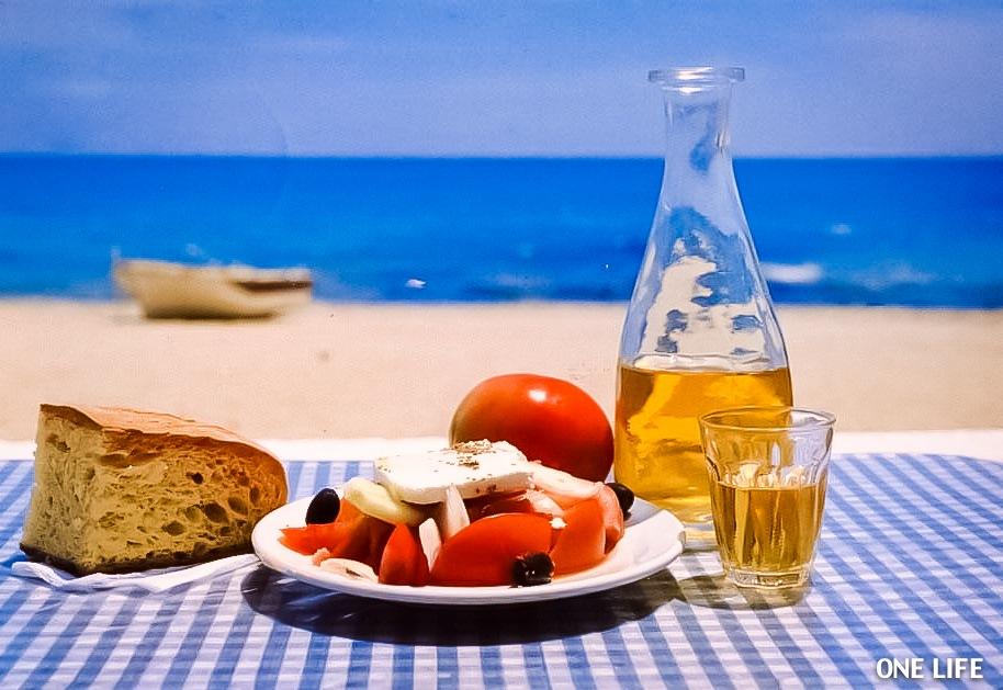 oособенности греческой кухни