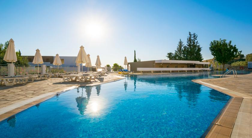 Porto Angeli Beach Resort 4*, Архангелос