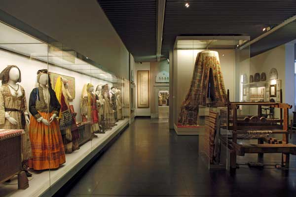 Музей Бенаки Афины