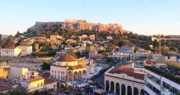 Что посмотреть в Афинах. День первый