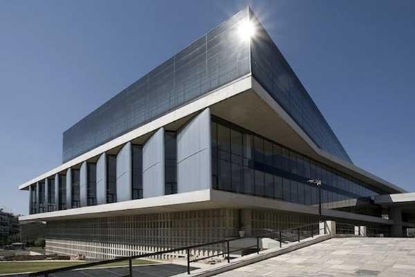 Новый музей Акрополя