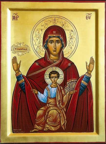 икона Святой Цамбики