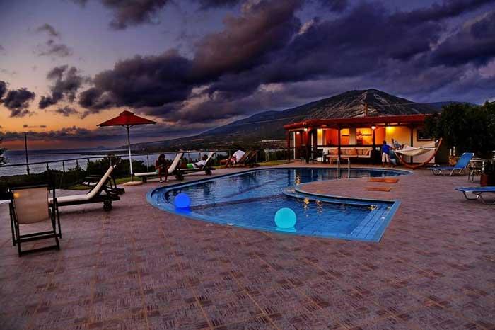 Отель Glykeria в Греции