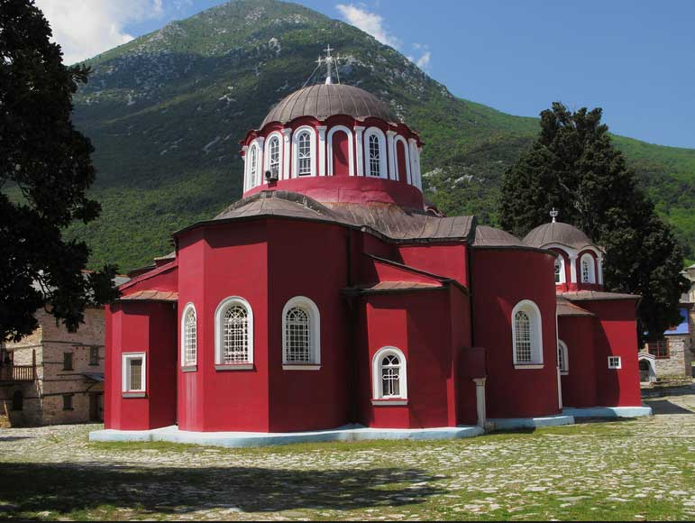 Лавра Святого Афанасия (Великая Лавра)