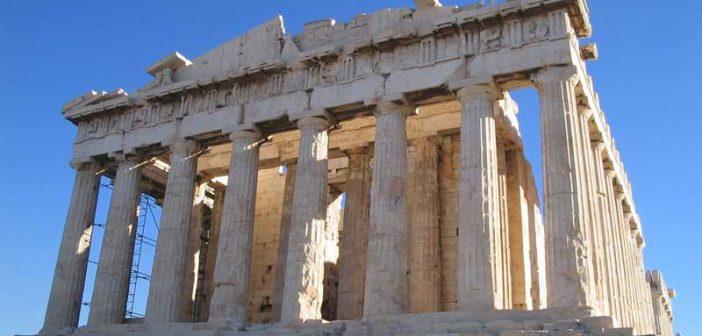 Парфенон Греция