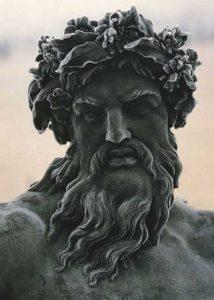 бог Зевс