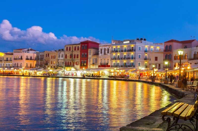 Прогулки по Греции Крит