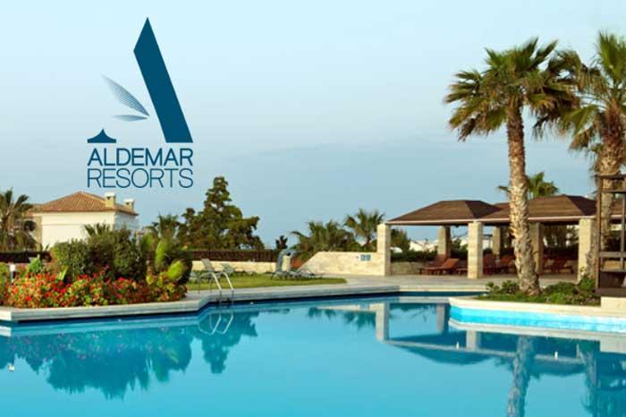 Сеть отелей Aldemar в Греции