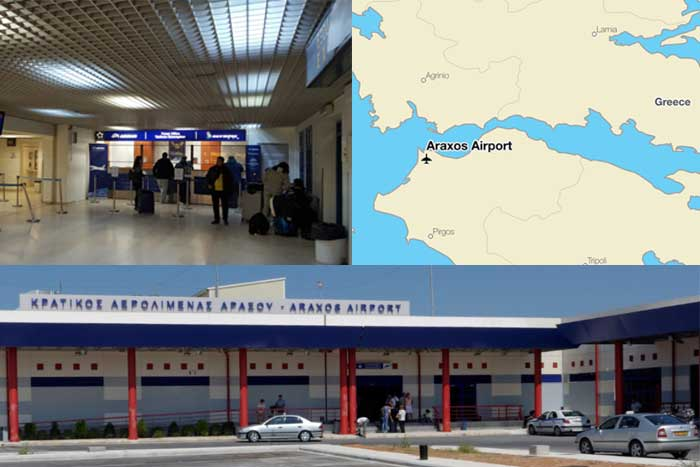 Аэропорт Араксос (Araxos Airport)