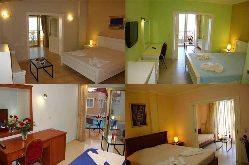 Типы номеров Agelia beach hotel 4