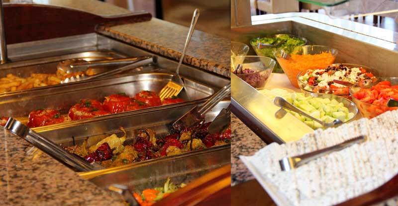 Питание в Agelia Beach Hotel