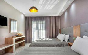 Номера Anna Hotel 3 Халкидики