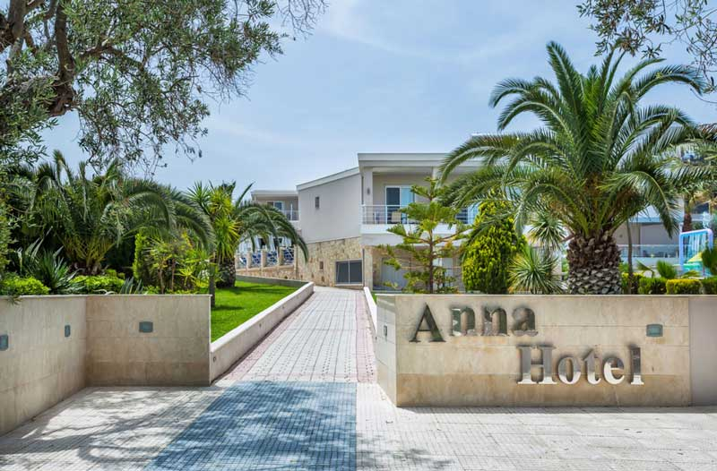 Anna Hotel 3 Халкидики