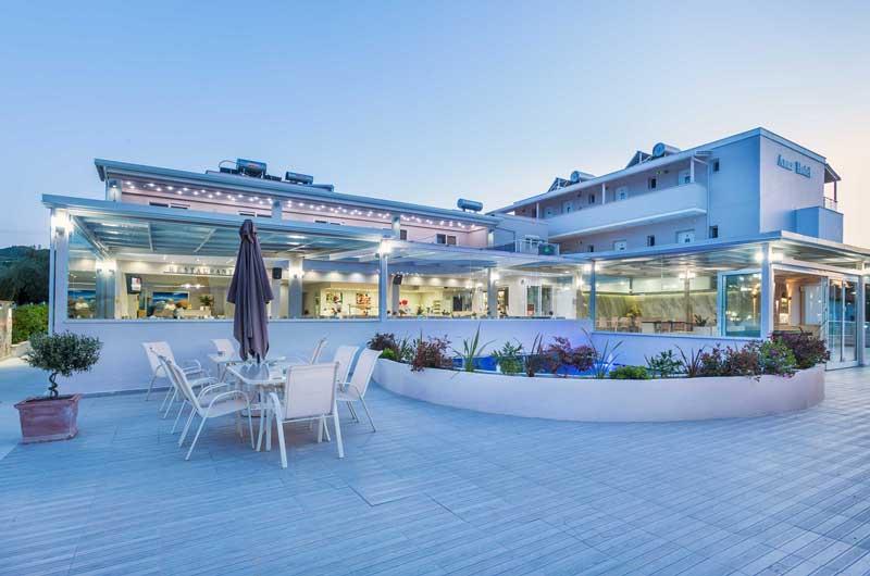 Anna Hotel 3 Халкидики, Кассандра, Пефкохори: описание отеля, номера, сервис, отзывы