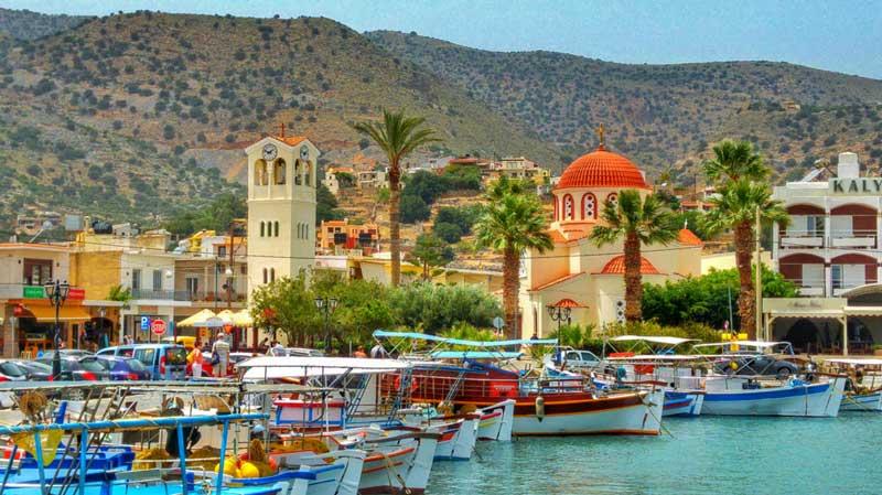 Курорт Элунда Крит