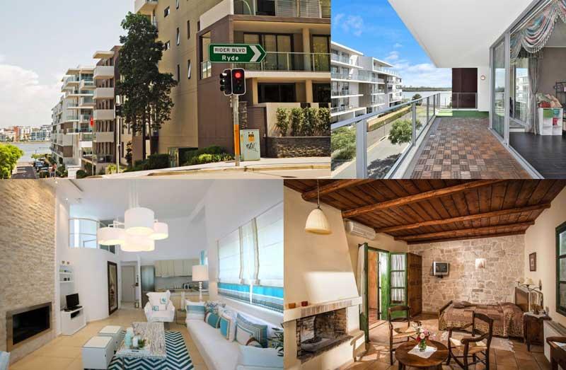 Квартиры и апартаменты на Родосе