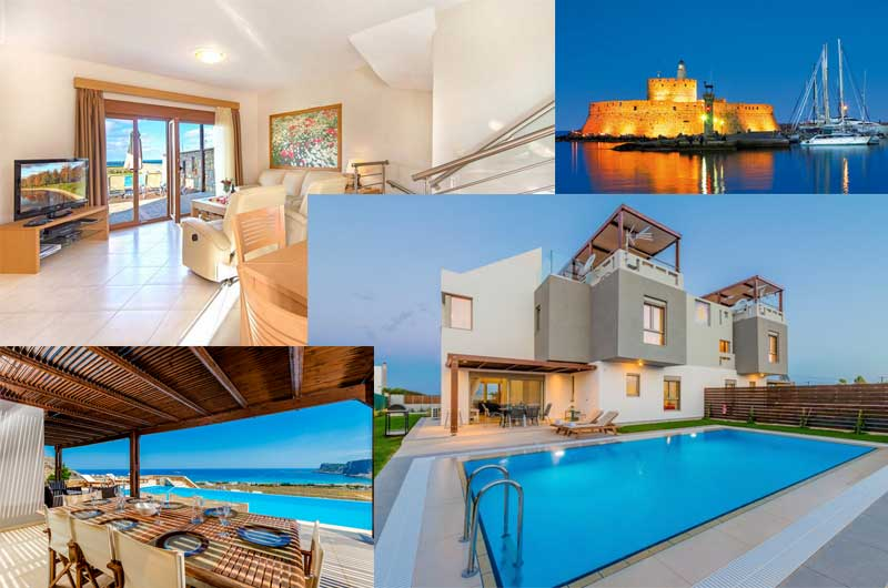 Недвижимость на Родосе