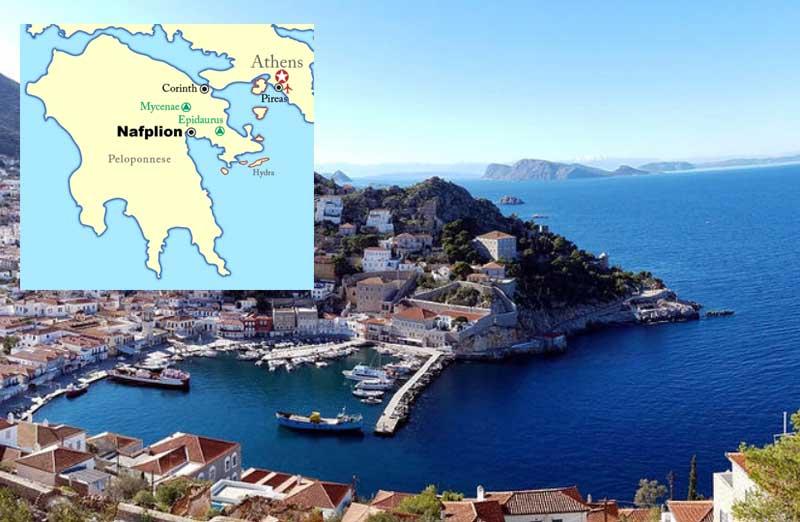 Нафплион Греция