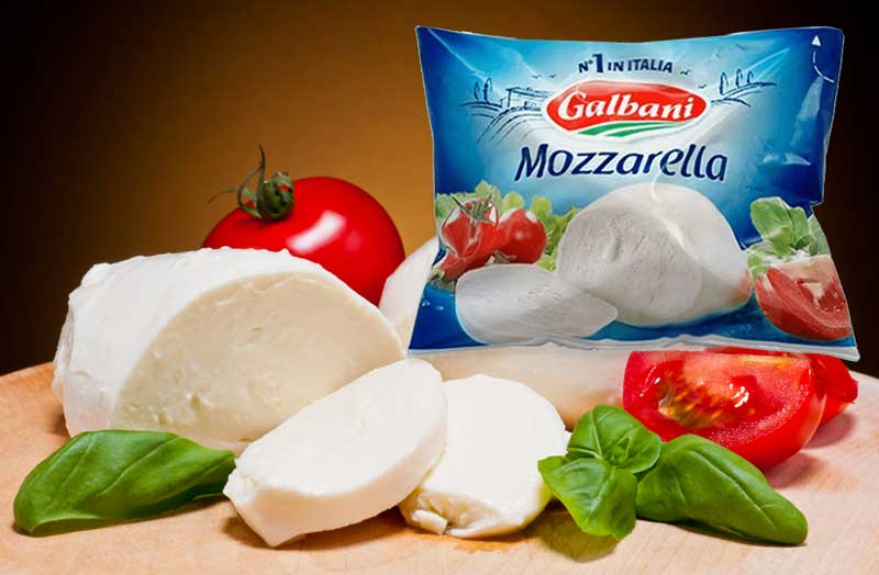 Моцарелла для греческого салата