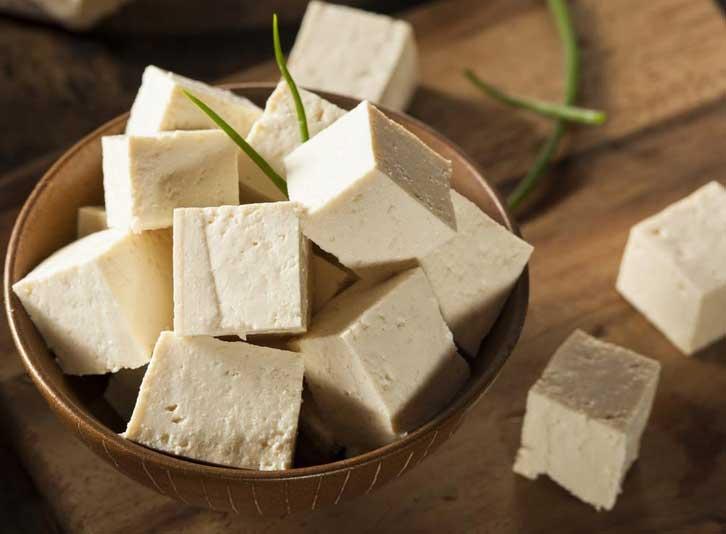Сыр Тофу для греческого салата