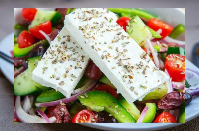 Сыр для греческого салата