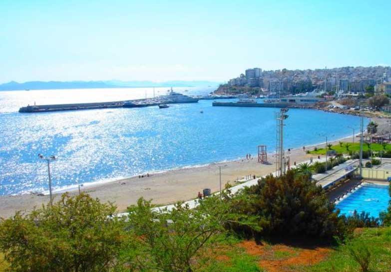 Море в Афинах