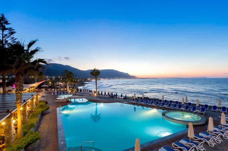 Отель Dessole Malia Beach 4
