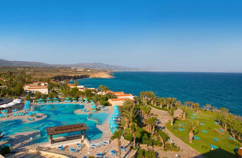 Пляж Iberostar Creta Panorama & Mare 4
