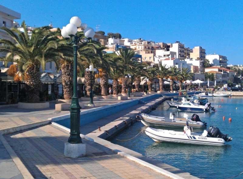 Какая погода на Крите в июне