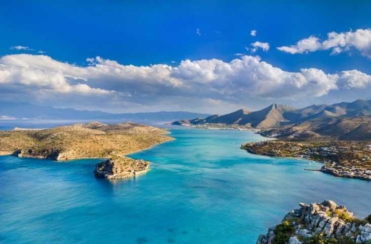 Температура воды на Крите в июне