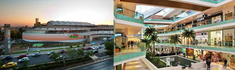 Metro Mall в Афинах