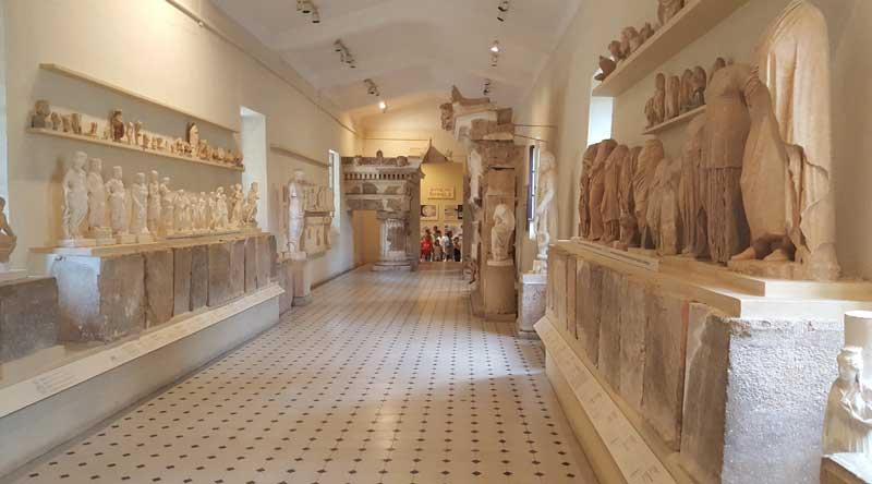 Музей Театра в Эпидавре