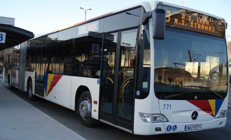 Автобус до аэропорта Салоник