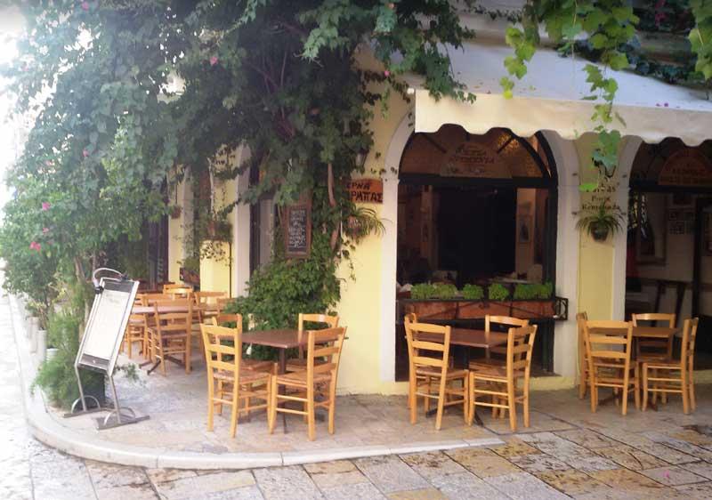 Рестораны и Таверны в Керкире